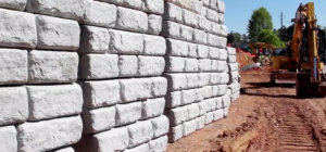 commercial-retaining-wall-construction